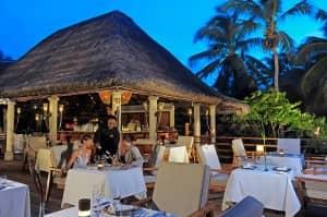 Constance Lemuria Seahorse restaurant