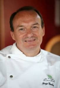 Chef Serge Gouloumes
