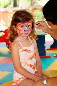 Kids club at Constance Hotels & Resorts