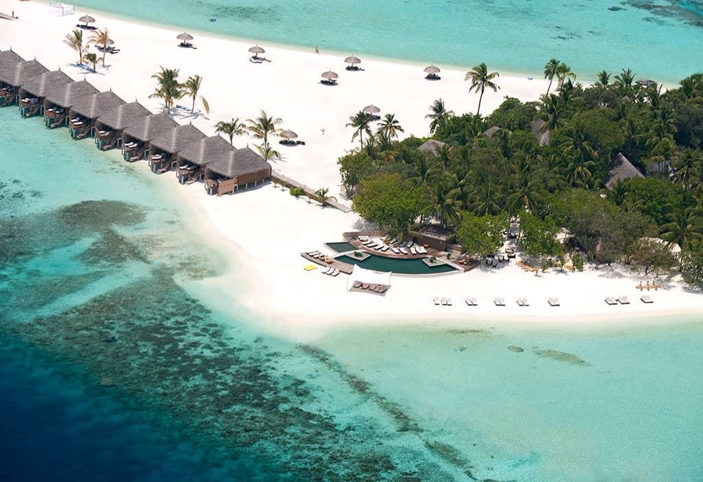Constance Moofushi Resort, Maldives