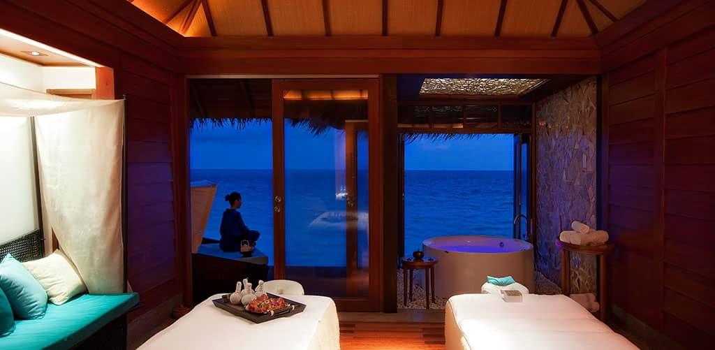 Spa at Constance Halaveli Resort, Maldives