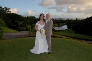 Simon and Nicole Woodward
