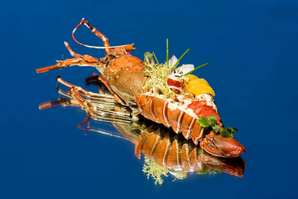 Luxury food at Constance Hotels Experience