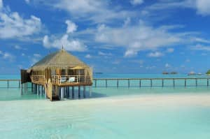 Senior Water Villa at Constance Moofushi Resort, Maldives