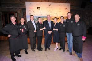 Official launch of the Culinary Festival Bernard Loiseau