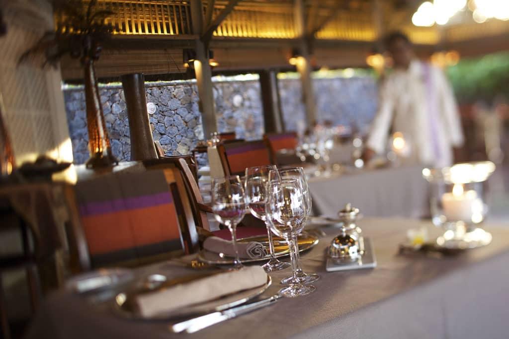 L'Archipel restaurant, Constance Le Prince Maurice