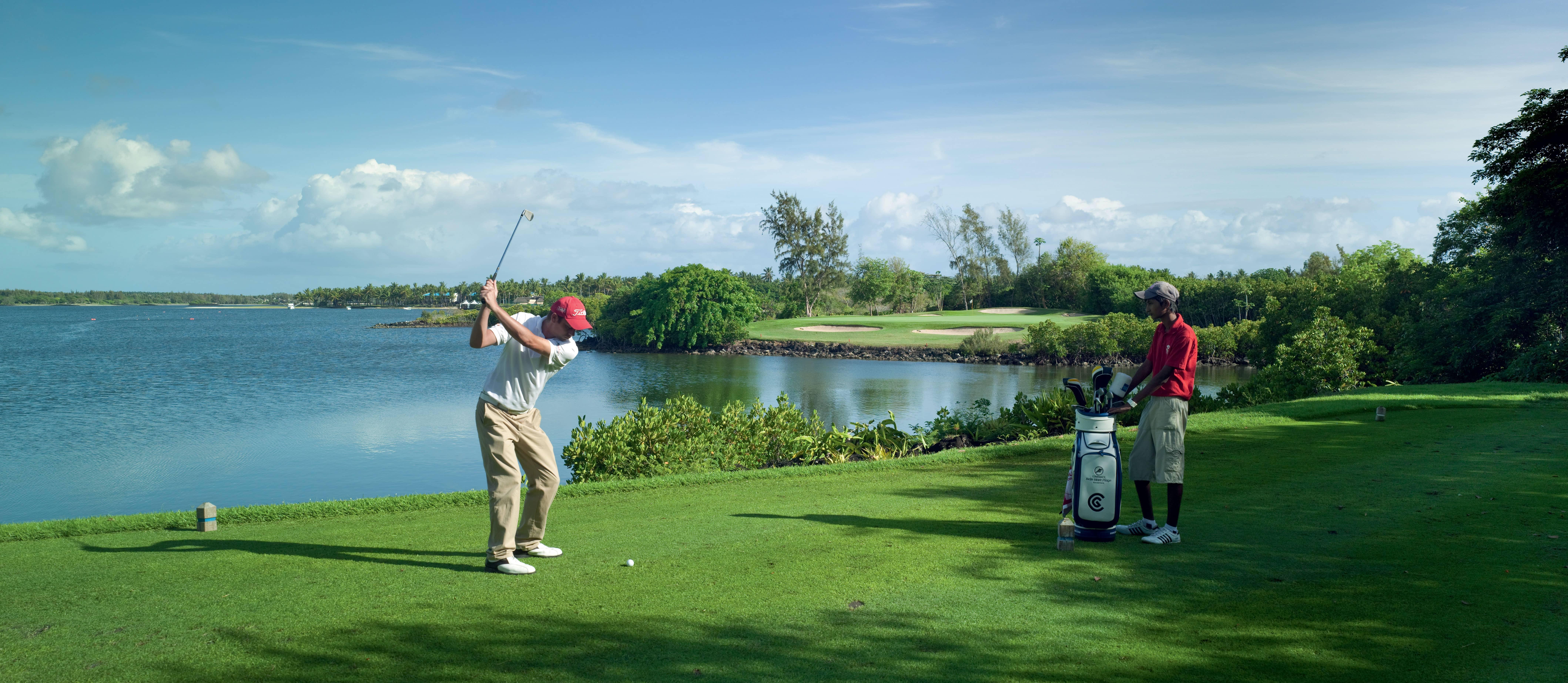 Legend Golf Course, Constance Belle Mare Plage, Mauritius