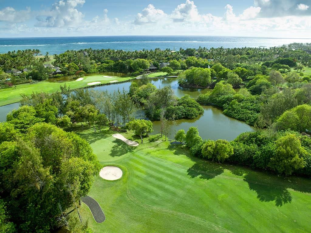 Legend golf course at Constance Belle Mare Plage