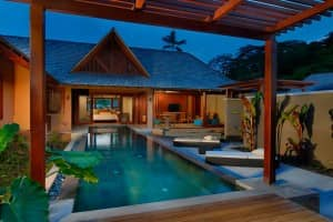 Spa villa at Constance Ephelia