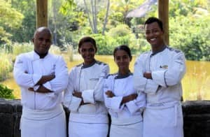 Team going to MLA Black Box Culinary Challenge