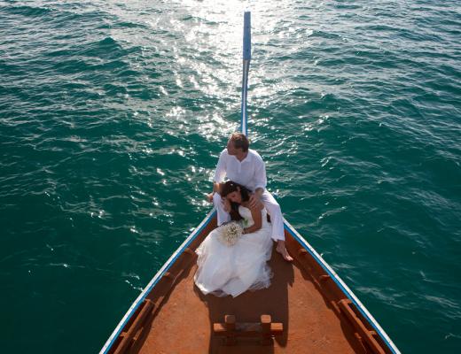 Wedding s at Constance Halaveli, Maldives