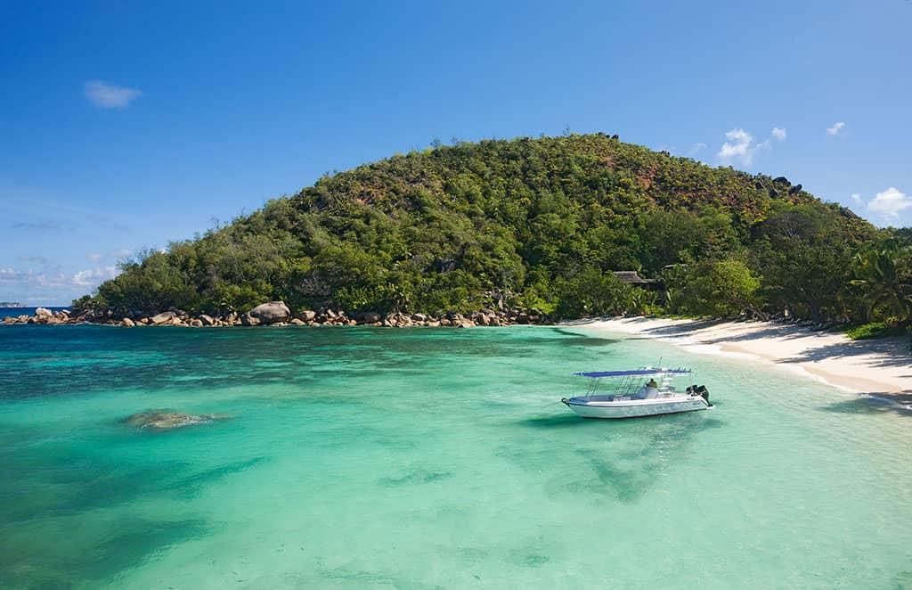 Constance Lemuria Resort, Seychelles