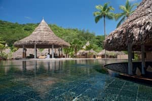 Spa Village at Constance Ephelia Resort, Seychelles