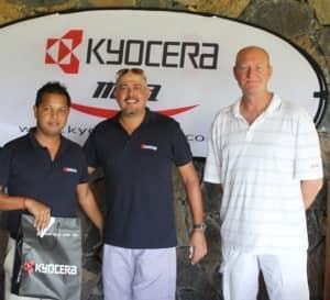 Kyocera Open, Constance Belle Mare Plage Udish Ramsaha (1st Net)