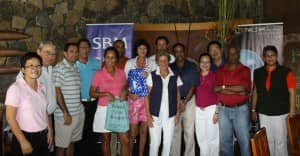 Winners of Mid Amateur, Senior and Ladies Open 2012, Constance Belle Mare Plage