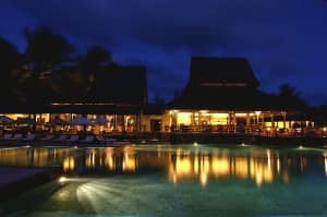 Dawn at Constance Le Prince Maurice, Mauritius