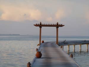 Photo taken by Laura Paterson, Constance Moofushi Resort, Maldives