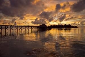 Constance Halaveli Resort, photo taken by Angel Gomila