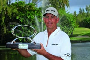 European Senior Tour Winner 2011, Tom Lehman