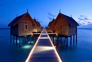 Spa at Constance Moofushi Resort