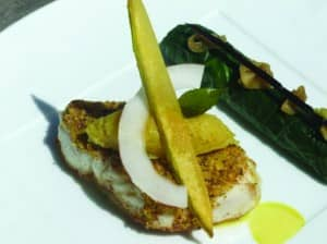 Banana curry, Constance Ephelia Resort, Seychelles
