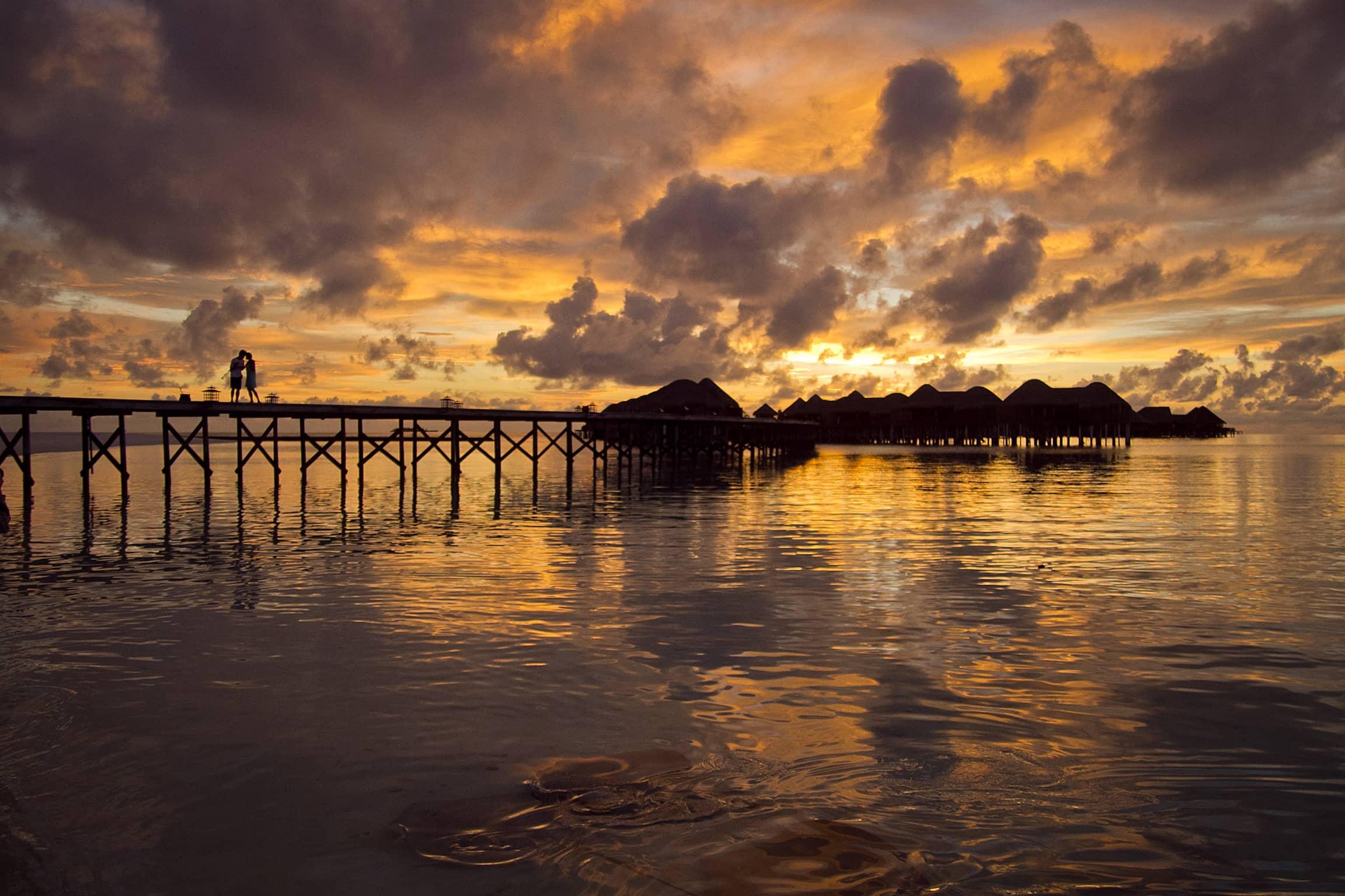 Photo taken by Angel Gomila at Constance Halaveli Resort, Maldives