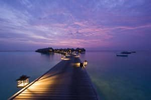 Photo by Marek Kluznick, Constance Halaveli Resort, Maldives