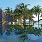 Island romance of Mauritius