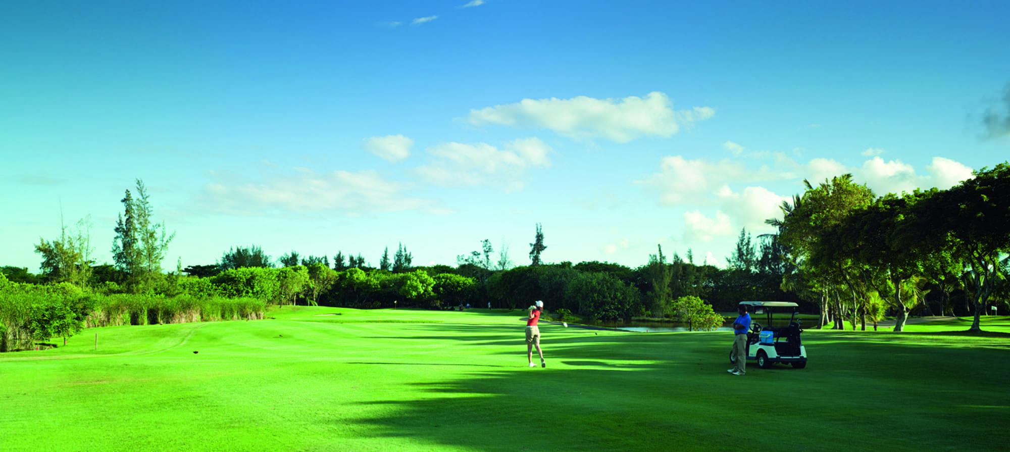 Constance Legend Golf Course, Constance Belle Mare Plage, Mauritius