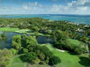 Legend golf course at Constance Belle Mare Plage, Mauritius