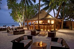 Totem Bar at  Constance Moofushi, Maldives