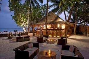 Totem Bar at  Constance Moofushi, Maldives
