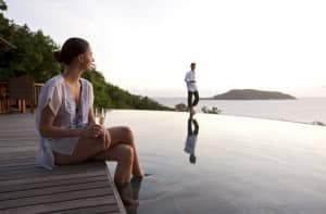 Luxury villas at Constance Hotels & Resorts
