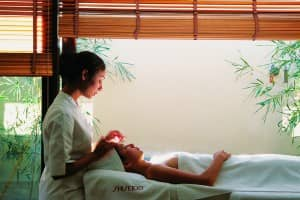 Shiseido spa at Constance Hotels & Resorts