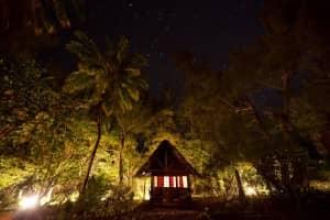 Constance Lodge Tsarabanjina bungalow, Madagascar