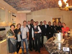 Chateau Cos d'Estournel dinner, Constance Le Prince Maurice