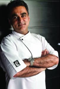 Chef Vineet Bhatia, Constance Hotels & Resorts