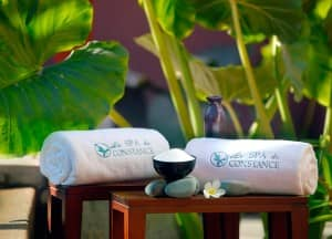 Luxury spa treatments at Constance Hotels & Resorts