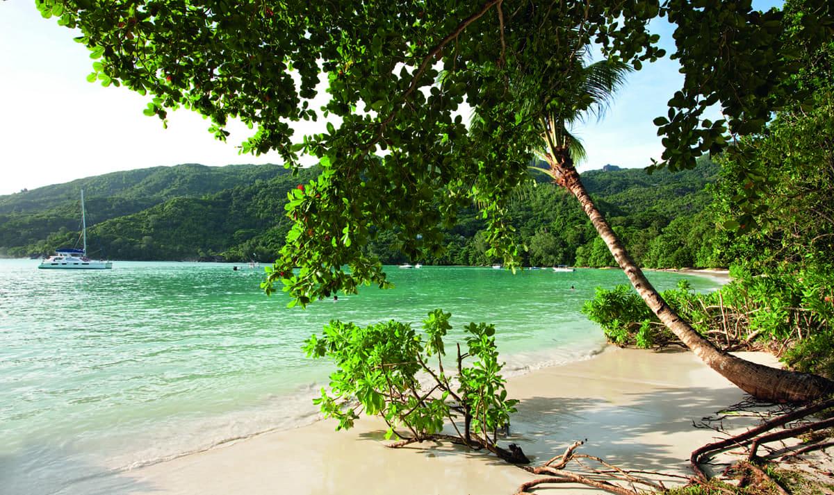 North Beach at Constance Ephelia, Seychelles
