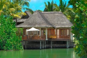 Suite on stilts at Constance Le Prince Maurice, Mauritius