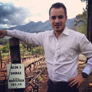 Cedric Jacob, Wine Sommelier at Constance Halaveli