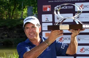 David Frost wins MCB Tour Championship