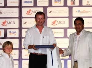 Franco Tosi wins Air Mauritius Amateur Trophy