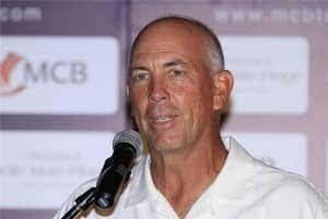 Tom Lehman at MCB Tour Championship
