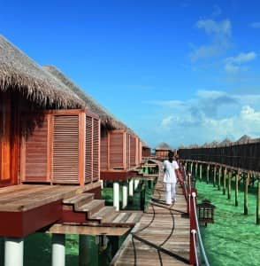 Spa at Constance Halaveli, Maldives