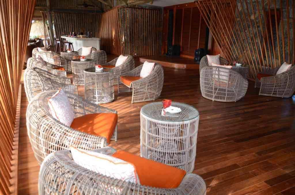 Laguna Bar at Constance Le Prince Maurice, Mauritius