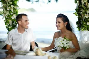 Wedding at Constance Ephelia, Seychelles