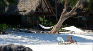 Barefoot luxury at Tsarabanjina, Madagascar