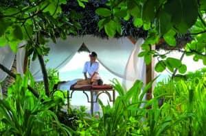 Spa de Constance at Constance Lemuria, Seychelles