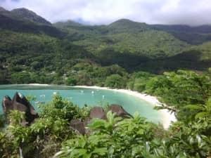 Port Launay, Seychelles
